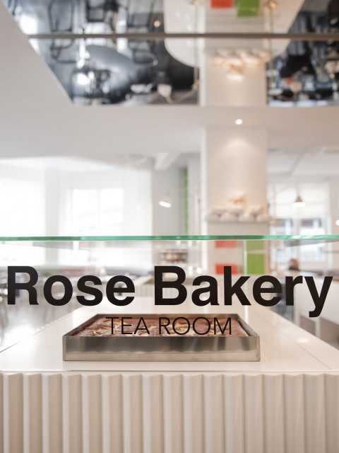 Agence be-attitude restaurant Rose bakery tea room bon marché