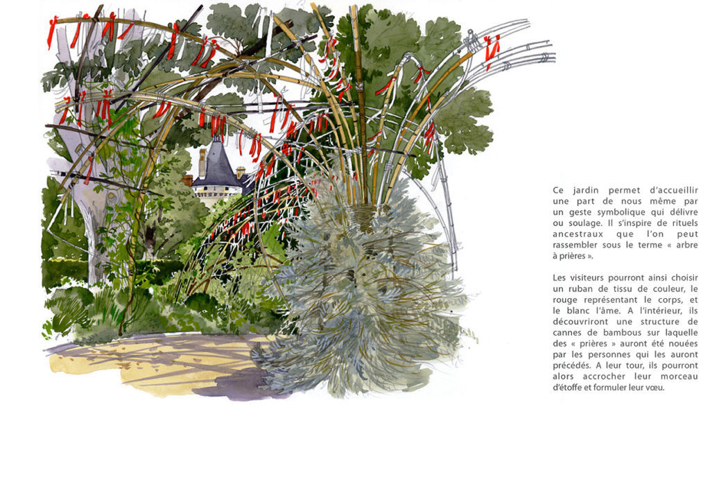 First républik festival des jardins de chaumont sur loire